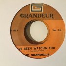 THE GRANDELLS 45 i've been watchin you PHILIPPINES SOUL SOUTH SIDE MOVEMENT mp3 LISTEN