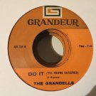 THE GRANDELLS 45 do it PHILIPPINES SOUL BT EXPRESS STEVIE WONDER  mp3 LISTEN