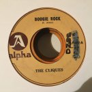THE CLIQUES 45 i feel sanctified - boogie rock PHILIPPINES PINOY FUNK mp3 LISTEN