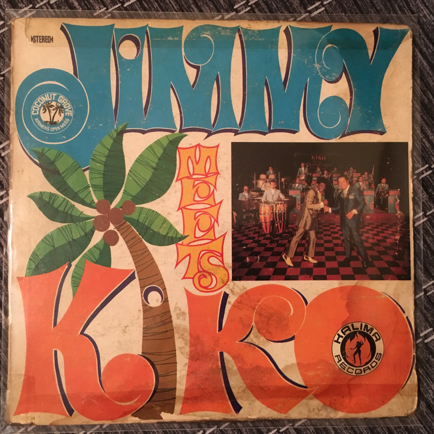 JIMMY MEETS KIKO LP same PHILIPPINES PRIVATE SOUL mp3 LISTEN