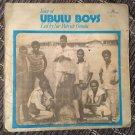 VOICE OF UBULU BOYS les PATRICK OMOLU LP same NIGERIA mp3 LISTEN