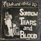 FELA & AFRIKA 70 LP sorrow tears and blood NIGERIA ORG AFRO BEAT KALAKUTA mp3 LISTEN