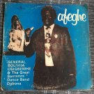 GENERAL BOLIVIIA OSIGBEMBHE & THE GREAT SANTANAS LP afeghe NIGERIA mp3 LISTEN