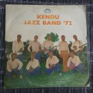 KENDU JAZZ BAND 72 LP same KENYA BENGA mp3 LISTEN