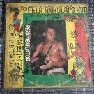 FELA ANIKULAPO KUTI LP perambulator NIGERIA AFRO BEAT LAGOS INT. org mp3 LISTEN