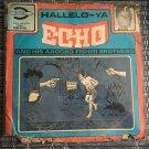 ECHO & HIS AROGBO FISHER BROTHERS LP hallelo-ya NIGERIA mp3 LISTEN