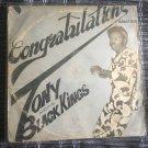 TONY GREY & THE BLACK KINGS LP congratulations AFRO FUNK FUZZ NIGERIA REGGAE mp3 LISTEN