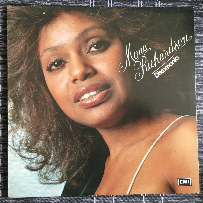 MONA RICHARDSON LP same DISCO mp3 LISTEN