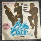 BENIS CLETIN LP ring of love NIGERIA AFRO DISCO FUNK mp3 LISTEN