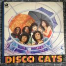 THE WILD CATS LP disco cats KOREA HK DISCO FUNK mp3 LISTEN