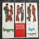 ORKES GAZAL PENAMBANG 45 EP ronggeng joget MALAYSIA GHAZAL mp3 LISTEN