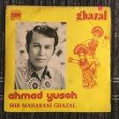 AHMAD YUSOH SHR MAHARANI GHAZAL 45 EP same MALAYSIA mp3 LISTEN