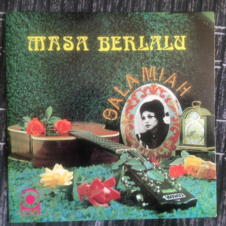 SALAMIAH HASSAN 45 EP masa berlalu MALAYSIA mp3 LISTEN