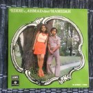 EDDIE AHMAD & THE ANTARTICS 45 EP lagu gembira MALAYSIA GARAGE mp3 LISTEN