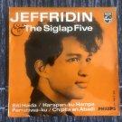 JEFFRIDIN & THE SIGLAP FIVE 45 EP Siti Haida MALAYSIA GARAGE 60's FREAKBEAT mp3 LISTEN