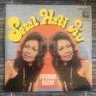FATIMA RAZAK 45 EP sesal hati ku MALAYSIA mp3 LISTEN