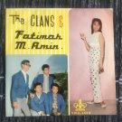 THE CLANS  & FATIMAH M. AMIN 45 EP santapan sukma MALAYSIA GARAGE 60s mp3 LISTEN