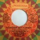 "THE RWENZORI'S 45 handsome boy AFRO FUNK 7"" deadstock copy mp3 LISTEN"