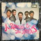 A. ROMZI & THE HOOKS 45 EP kata kan pada ku MALAYSIA 60s GARAGE mp3 LISTEN