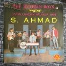 S. AHMAD & THE RYTHMN BOYS 45 EP keronchong dewi impian MALAYSIA 60s GARAGE mp3 LISTEN