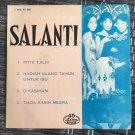 SALANTI BERSAUDARA & QUARTA NADA 45 EP pitik tjilik INDONESIA RARE mp3 LISTEN
