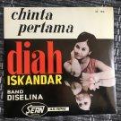 DIAH ISKANDAR BAND DISELINA 45 EP chinta pertama INDONESIA mp3 LISTEN