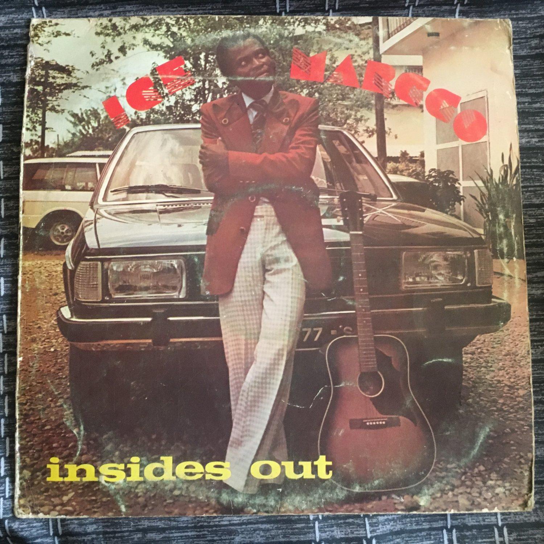 ICE MARCCO LP insides out NIGERIA STEEVE BLACK mp3 LISTEN