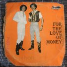 ZACH & GEEBAH LP for the love of money NIGERIA BOOGIE FUNK REGGAE mp3 LISTEN