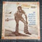 SIR PATRICK IDAHOSA & HIS AFRICAN SOUND MAKERS LP same NIGERIA HIGHLIFE mp3 LISTEN