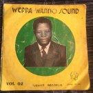 WEPPA WANNA SOUND LP vol.02 NIGERIA DEEP EDO HIGHLIFE mp3 LISTEN