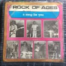 ROCK OF AGES LP a song for you AFRO FUNK COSMIC SYNTH REGGAE NIGERIA mp3 LISTEN