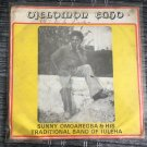 SUNNY OMOAREGBA & HIS TRAD BAND LP ojelomon egho NIGERIA ETSAKOR HIGHLIFE mp3 LISTEN