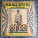 YEMI KUTU & HIS BAND LP vol. 1 NIGERIA JUJU mp3 LISTEN