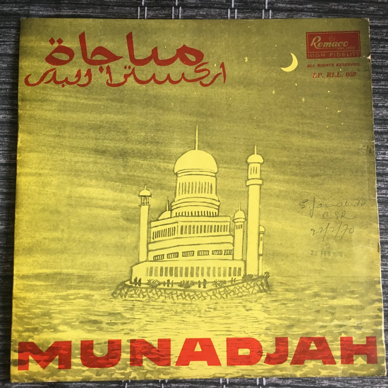 MUNADJAH LP same INDONESIA GAMBUS mp3 LISTEN