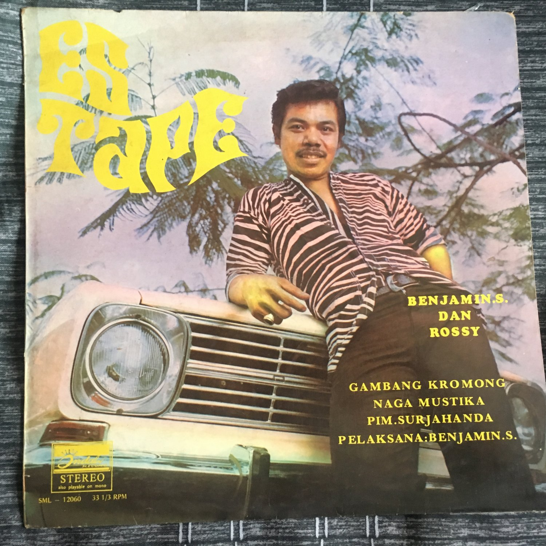 BENJAMIN S. DAN ROSSY LP es tape INDONESIA mp3 LISTEN