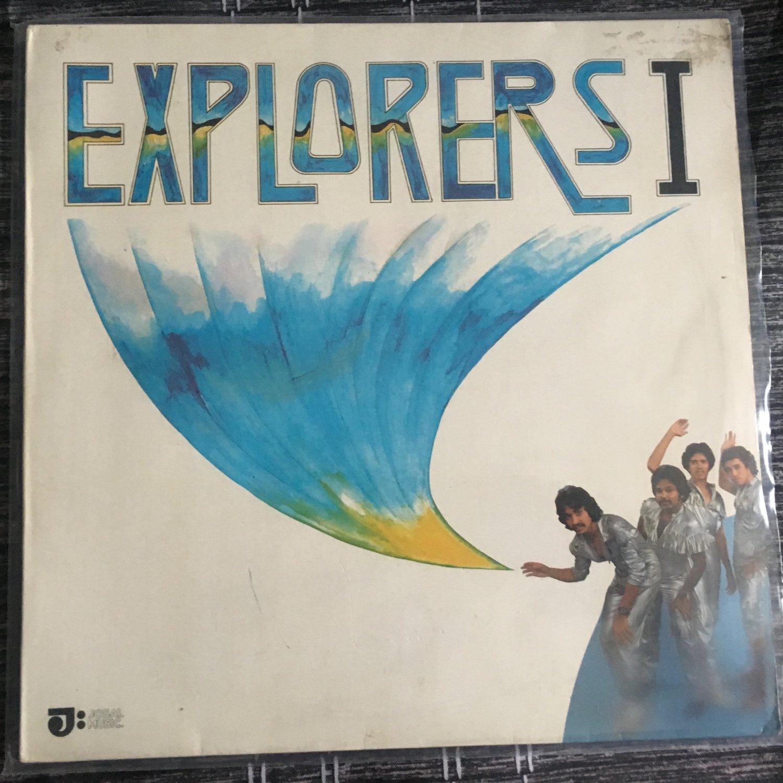 EXPLORERS LP explorers I MALAYSIA DISCO FUNK mp3 LISTEN