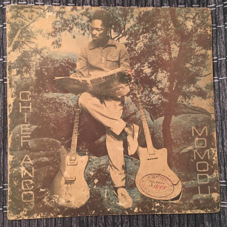 CHIEF ANCO MOMODU & HIS NATURAL VOICE OF AFEMAI LP vol. 1 NIGERIA mp3 LISTEN