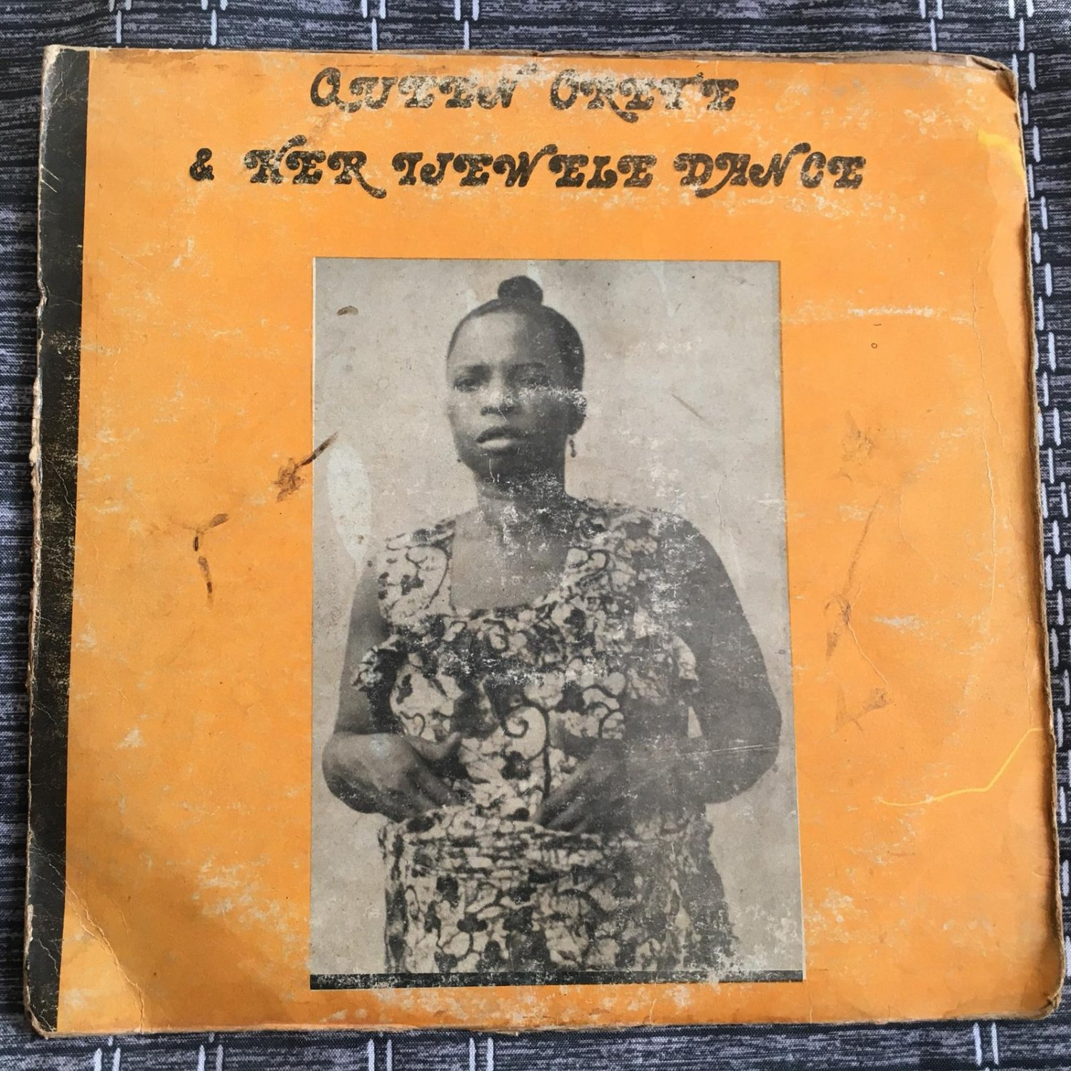 QUEEN ORETE & HER IJEWELE DANCE LP same NIGERIA HIGHLIFE IJEIBOR mp3 LISTEN