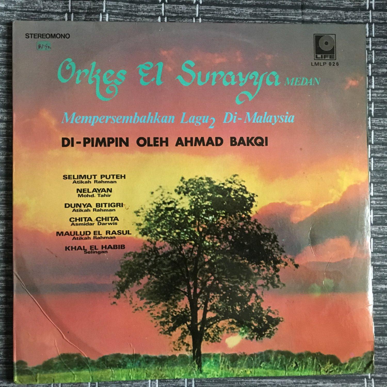 ORKES EL SURAYYA MEDAN LP selimut puteh INDONESIA GAMBUS mp3 LISTEN