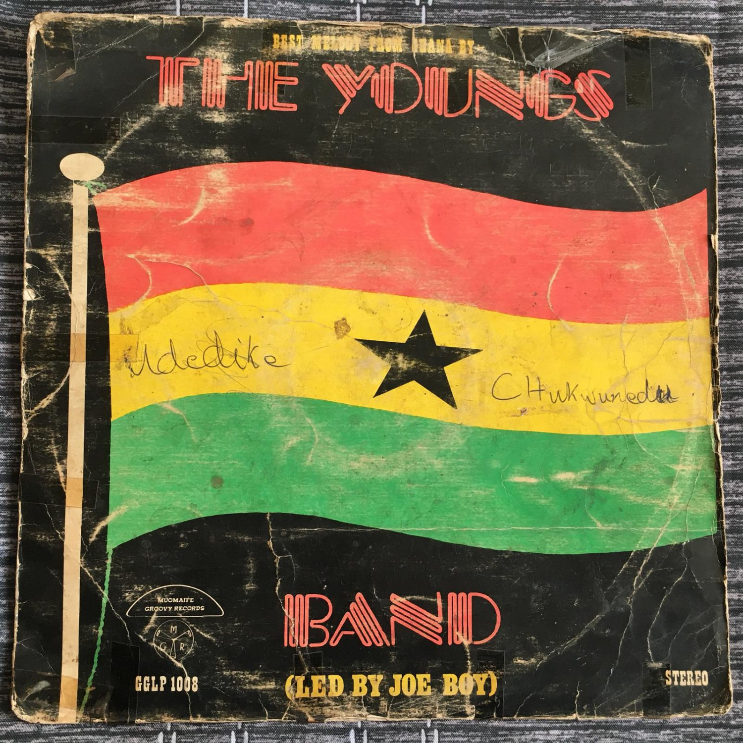 THE YOUNGS BAND LP same GHANA HIGHLIFE mp3 LISTEN