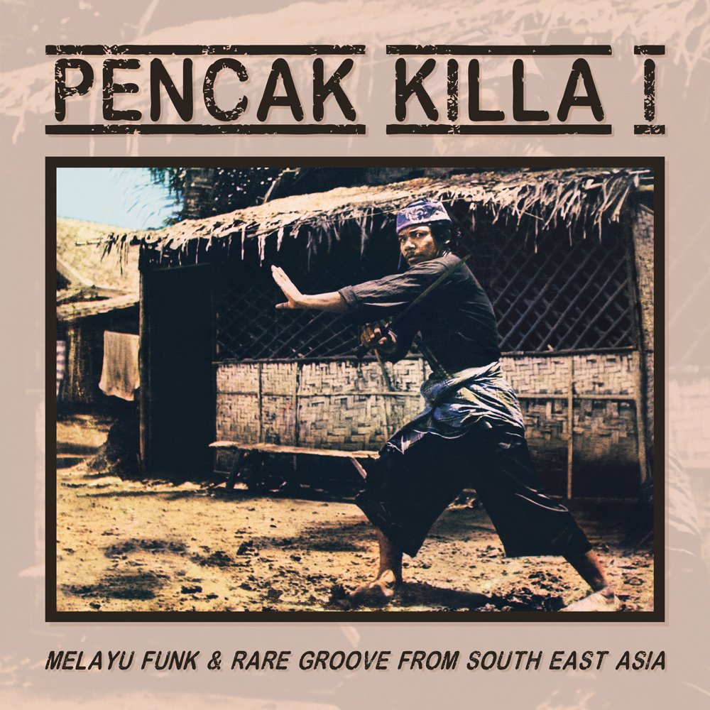 PENCAK KILLA LP vol.1 FUNK SOUL RARE GROOVE SWEET SOUL DISCO AOR BREAKS SEALED mp3 LISTEN