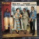 NORBERT BECAM & SON ORCH. 45 EP miva miva CONGO TOGO RARE NGOMA BOOGALOO mp3 LISTEN