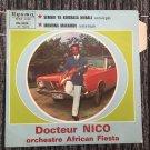 DOCTEUR NICO & ORCHESTRE AFRICAN FIESTA 45 semeki CONGO RUMBA mp3 LISTEN NGOMA