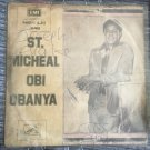 ST MICHAEL OBI OBANYA LP same NIGERIA HIGHLIFE mp3 LISTEN