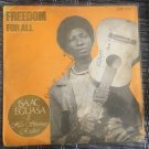 ISAAC EGUASA & HIS SHINING ROCKET LP freedom for all NIGERIA mp3 LISTEN