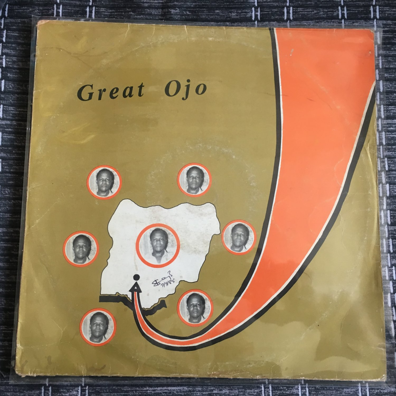 GREAT OJO LP same NIGERIA FUNKY HIGHLIFE BREAKS mp3 LISTEN