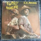 CK MAN & HIS CAROUSEL 7 LP funky highlife GHANA mp3 LISTEN