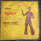 FABOMO EDOLEYI & HIS SUPERSONICS SOUND MAKERS LP original party NIGERIA mp3 LISTEN