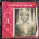 GREAT OJO & HIS FAMILY BAND LP otete NIGERIA mp3 LISTEN