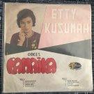 """ETTY KUSUMAH & ORKES RAMAIKA 10"""" same GARAGE 60's SUNDA mp3 LISTEN"""